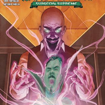 Doctor Strange #4 [Preview]