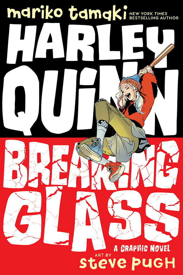 Comic Stores to Get Free Harley Quinn: Breaking Glass Special Edition Next Week