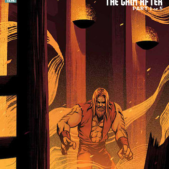 "REVIEW: Reaver #7 -- ""As Is Often The Case With Hard Men, Trouble Isn't Very Hard To Find"""
