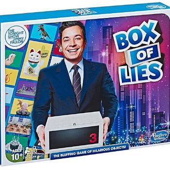 Hasbro Set to Publish Board Games Based off Jimmy Fallon Bits