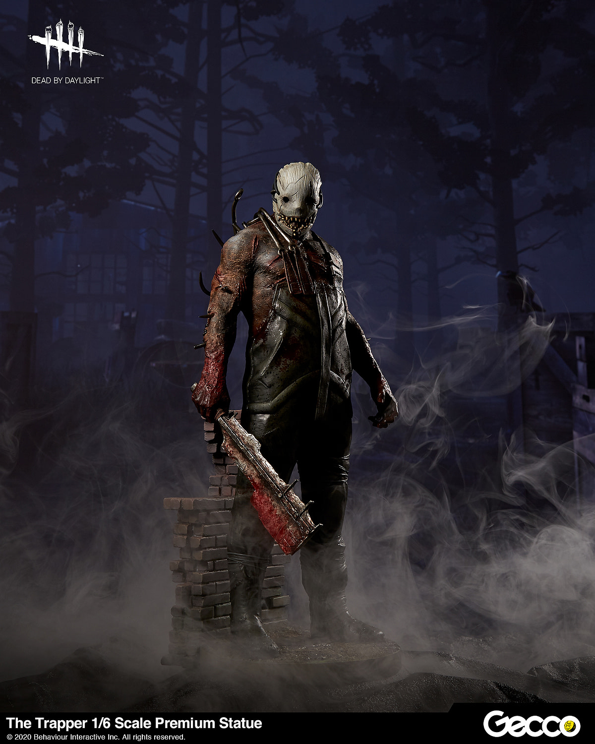 """""""Dead by Daylight"""" Sets A Trap With New Statue from Gecco"""