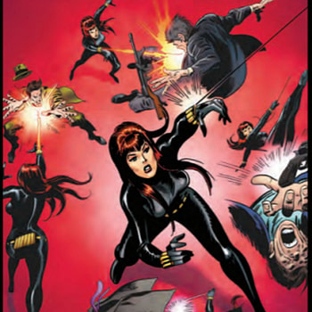 Peter David to Write Black Widow Movie Prequel?
