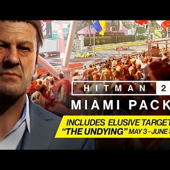 Sean Bean Returns as an Elusive Target in Hitman 2