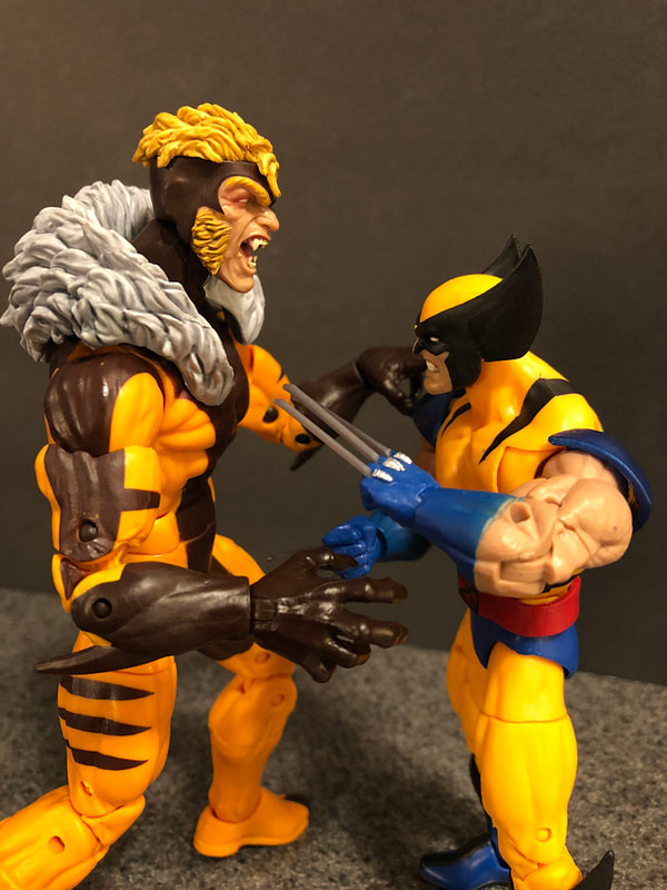 X-Men Marvel Legends 2018 Wave 41