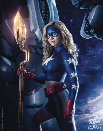 DC Comics Cancels Orders on Stargirl By Geoff Johns