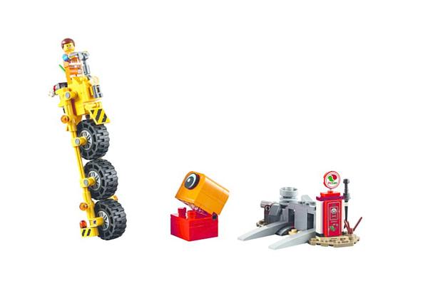 LEGO Movie 2 Thricycle 2