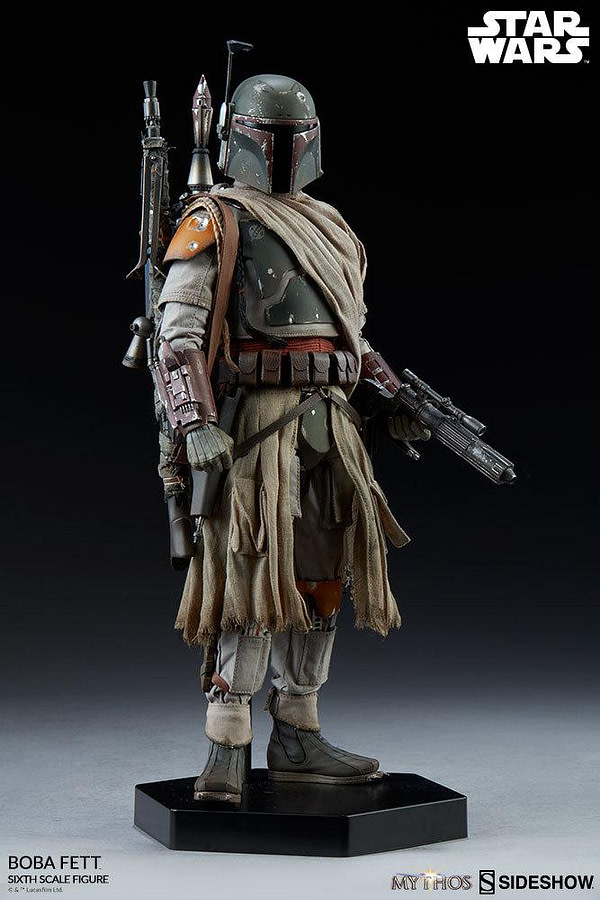 Star Wars Boba Fett Mythos Figure 4