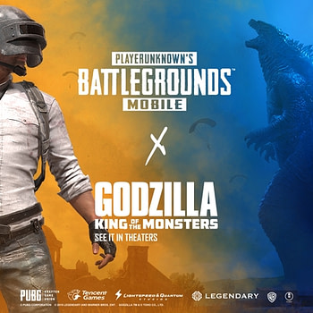 Giveaway: PUBG Mobile Is Giving Away Godzilla Tix & In-Game Items