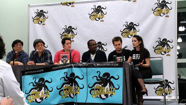 6_Indie Creators, Unite! Panel - Comikaze Expo 2013