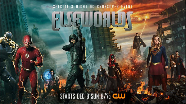 arrowverse elseworlds final poster