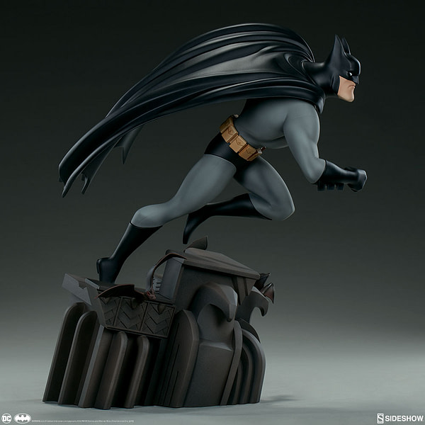 Sideshow Collectibles Batman The Animated Series Batman Statue 4