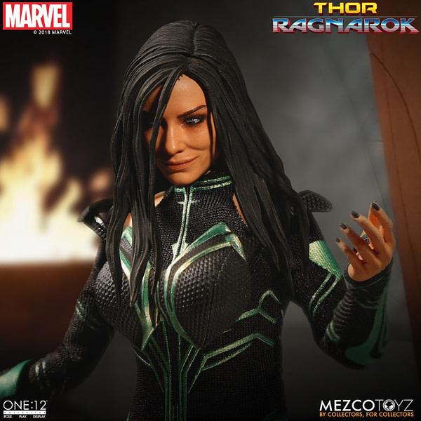 One 12 Collective Thor Ragnarok Hela 6