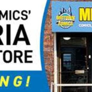 Midtown Comics To Open New Store in Astoria, Queens