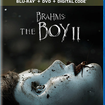 Brahms- The Boy II Blu-ray Cover