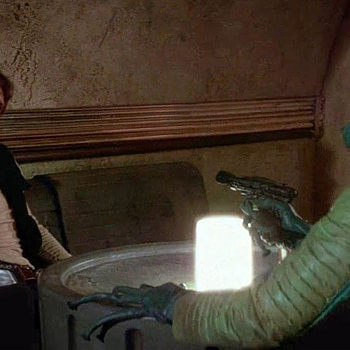 Disney Has Chance to Fix Han/Greedo Scene in Star Wars for Disney+, Makes It Worse Instead