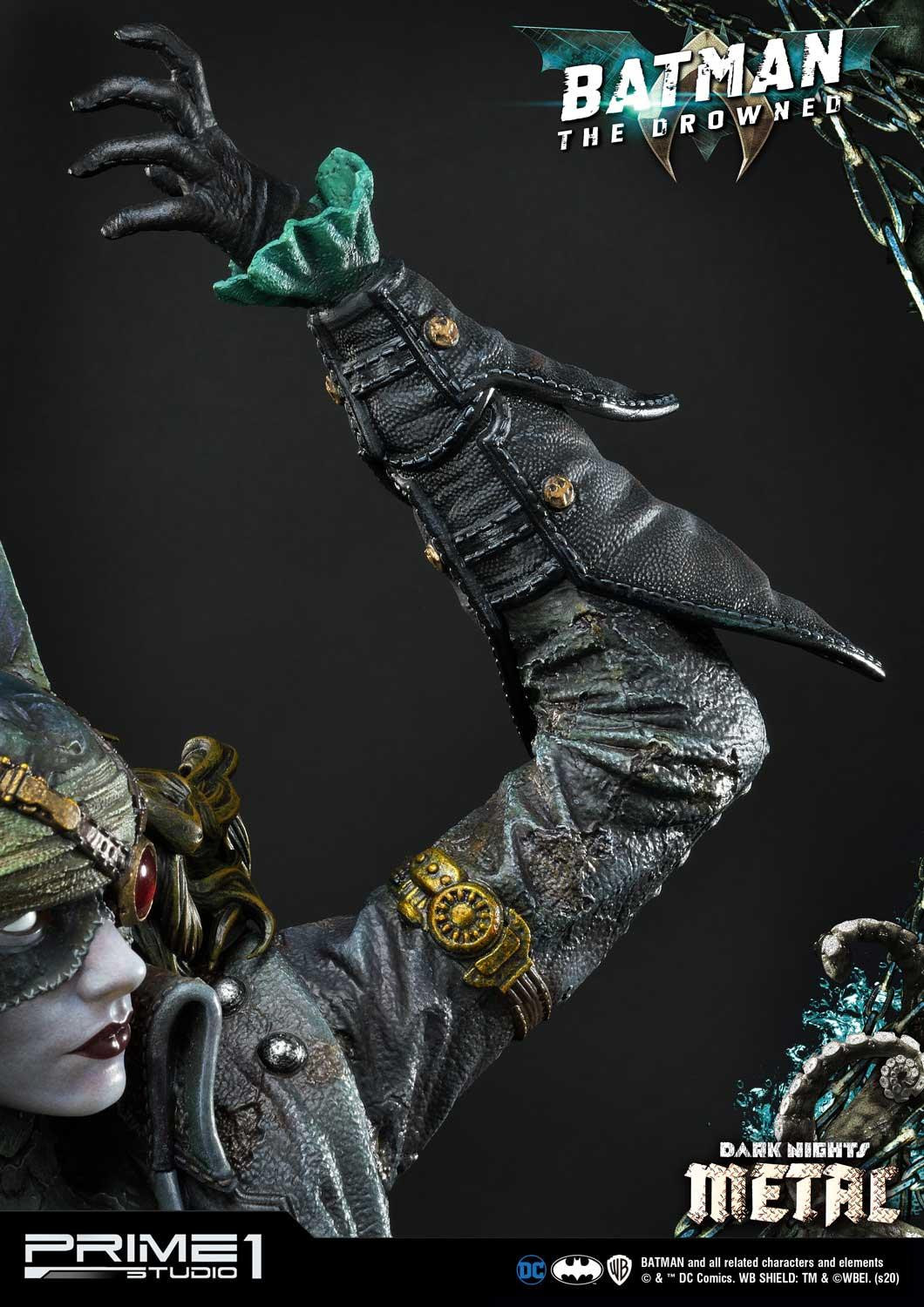 Gender Swapped Batman Rises From the Ocean with Prime 1 Studios