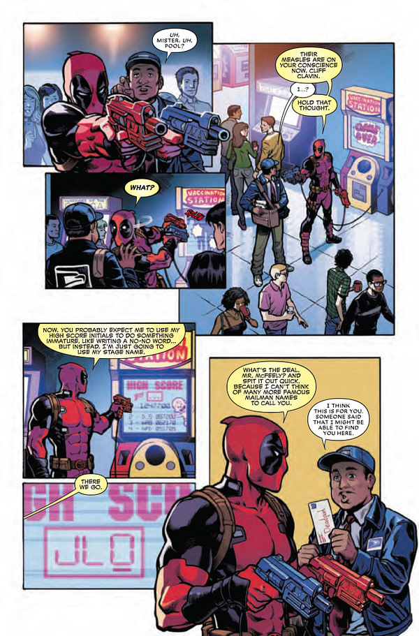 Deadpool Annual #1 [Preview]