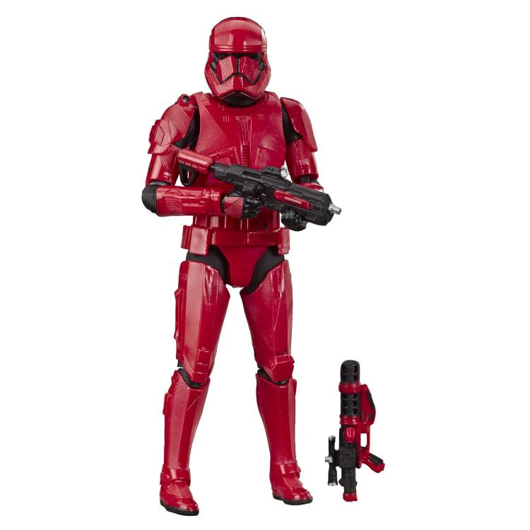 The Sith Trooper Arrives with New Star Wars Black Series Figure