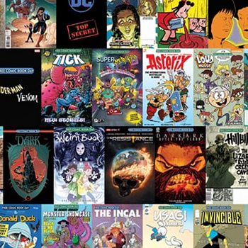 Comic Store In Your Future - Saying Goodby to Free Comic Book Day For 2020?