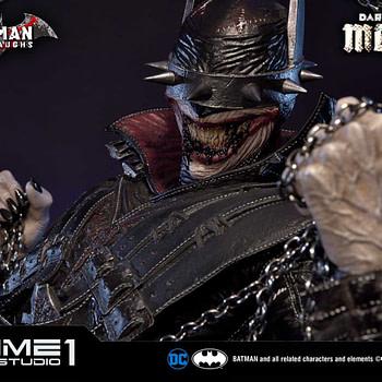 Dark Knights Metal Batman Who Laughs Prime 1 Studio Statue 4
