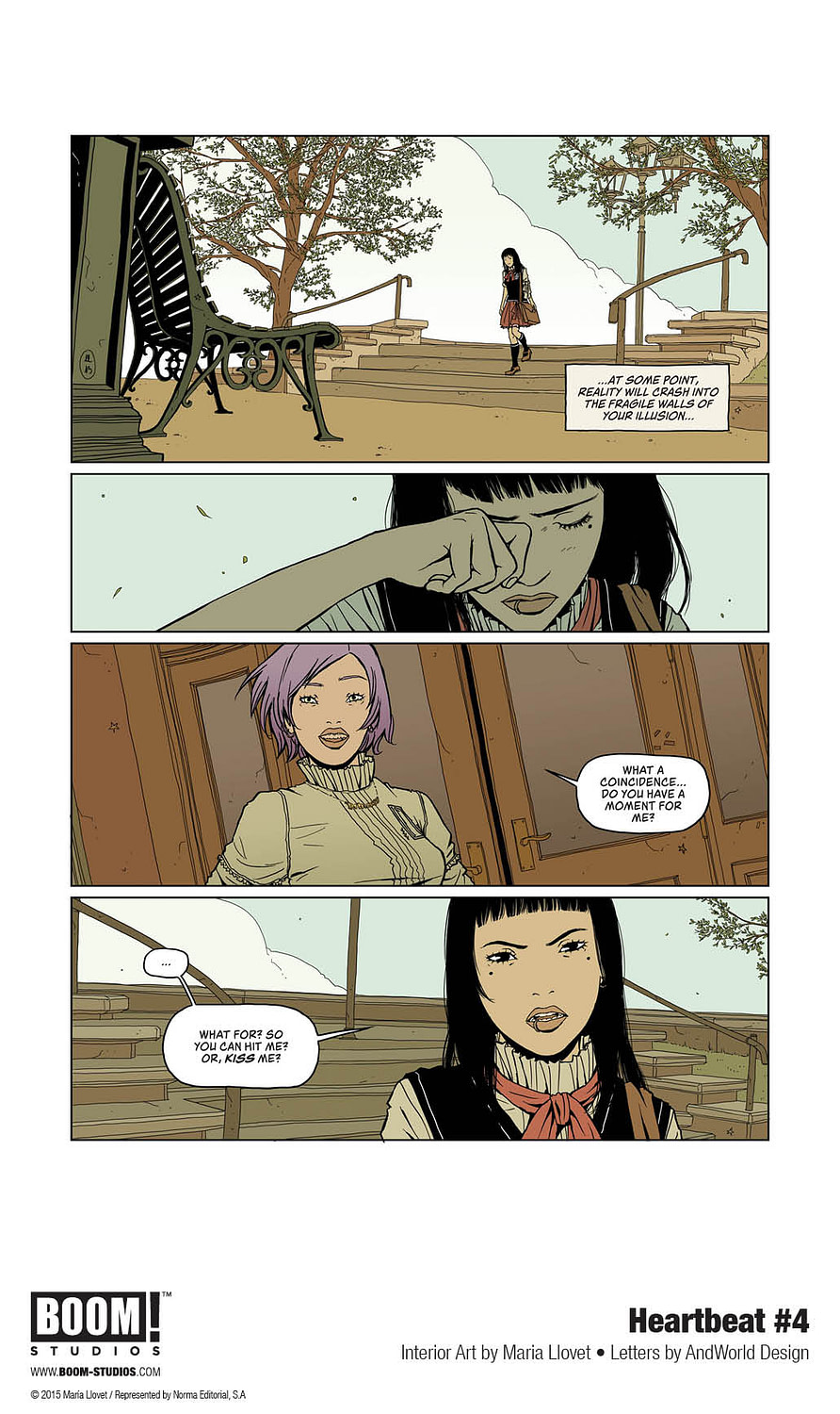Heartbeat #4 [Preview]