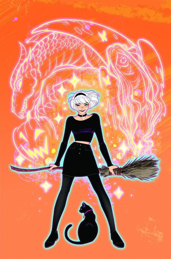 Archie Sabrina Something Wicked
