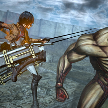 Attack on Titan 2: Final Battle is More Fun Than Attack on Titan Should Be