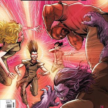 Tonight There's Gonna Be a Jailbreak Somewhere in This Prisoner X #5 Preview