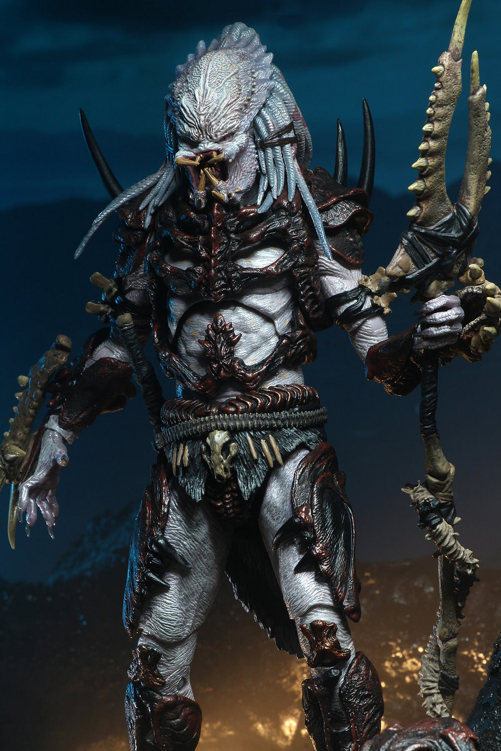 NECA Gives Us a Taste of the Upcoming Alpha Predator Figure