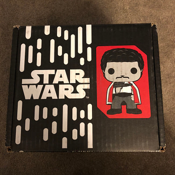 Funko Smugglers Bounty Star Wars Solo box