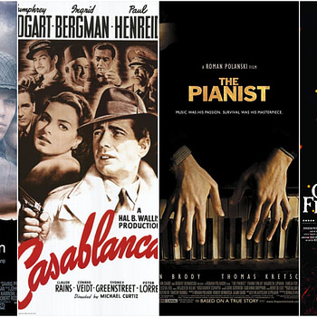 """From """"Casablanca"""" to """"Grave of the Fireflies"""": Twelve Must See WWII Films"""