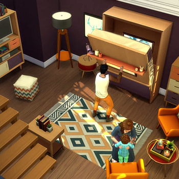 "Live Your Tiny Best Life with the ""The Sims 4: Tiny Living"" Stuff Pack"