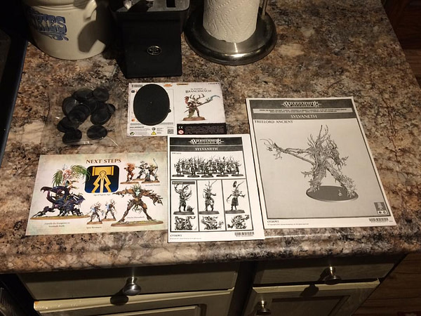 """Review: Games Workshop's """"Start Collecting! Sylvaneth"""" - """"Age of Sigmar"""""""