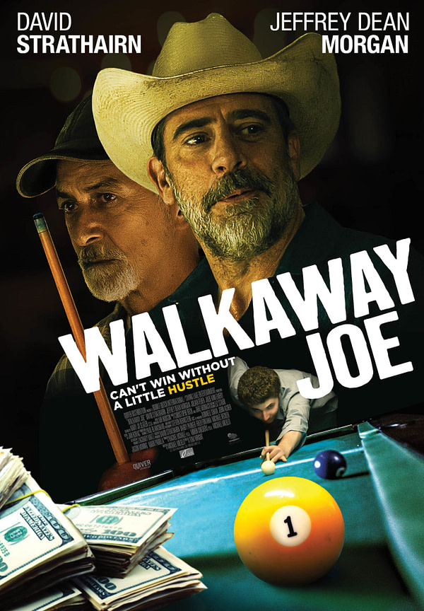 L'affiche et la bande-annonce de Walkaway Joe font leurs débuts avant la sortie en VOD le 8 mai.