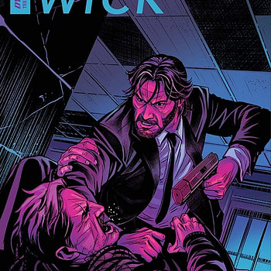 John Wick #1 comics