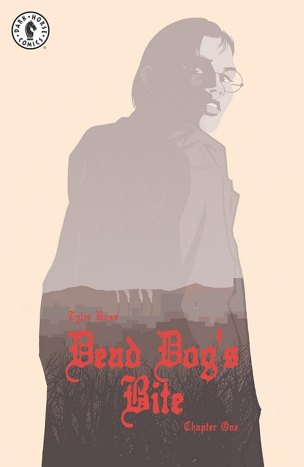 Tyler Boss Debuts New Series Dead Dog's Bite at Dark Horse in April
