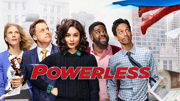 Powerless: DC Honors Adam West Unaired Episode