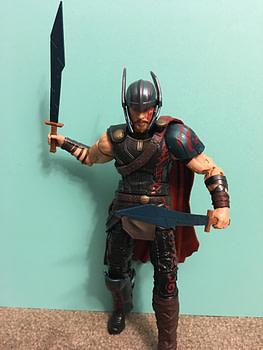 Thor Ragnarok Marvel Legends Thor 2