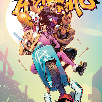 West Coast Avengers #1 cover by Stefano Caselli