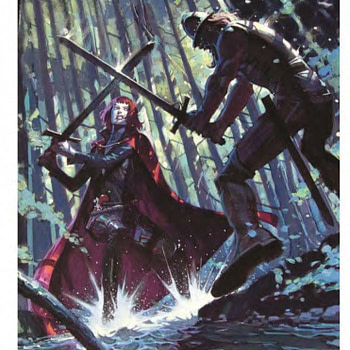 Marvel to Follow Conan With Robert E. Howard's Solomon Kane and Dark Agnes