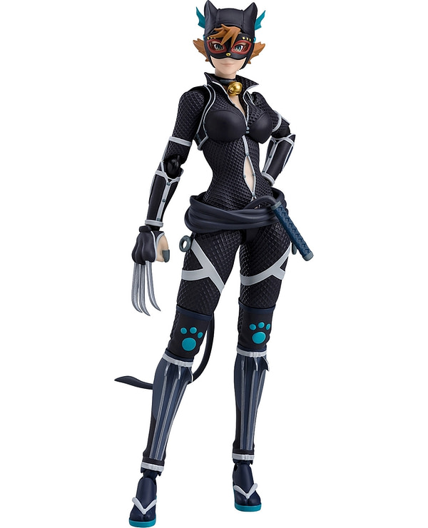 Catwoman Ninja Figma Figure Good Smile 1