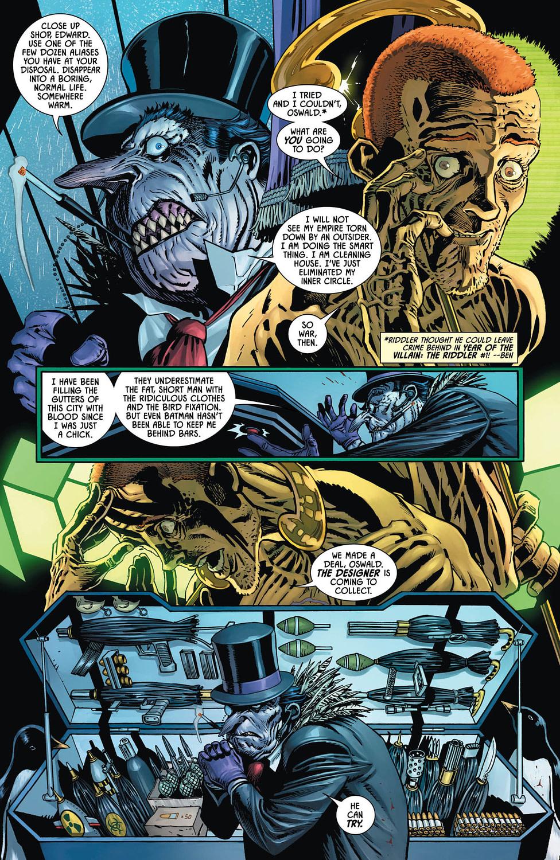 Batman #87 Preview