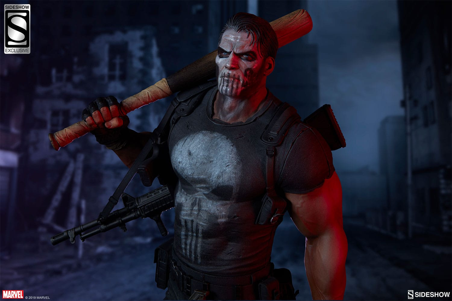 Sideshow Collectibles Punisher Premium Format Figure 18