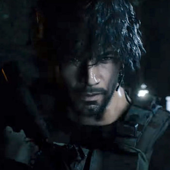 """Here's a Clearer Look at """"Resident Evil 3's"""" Carlos Oliveira"""