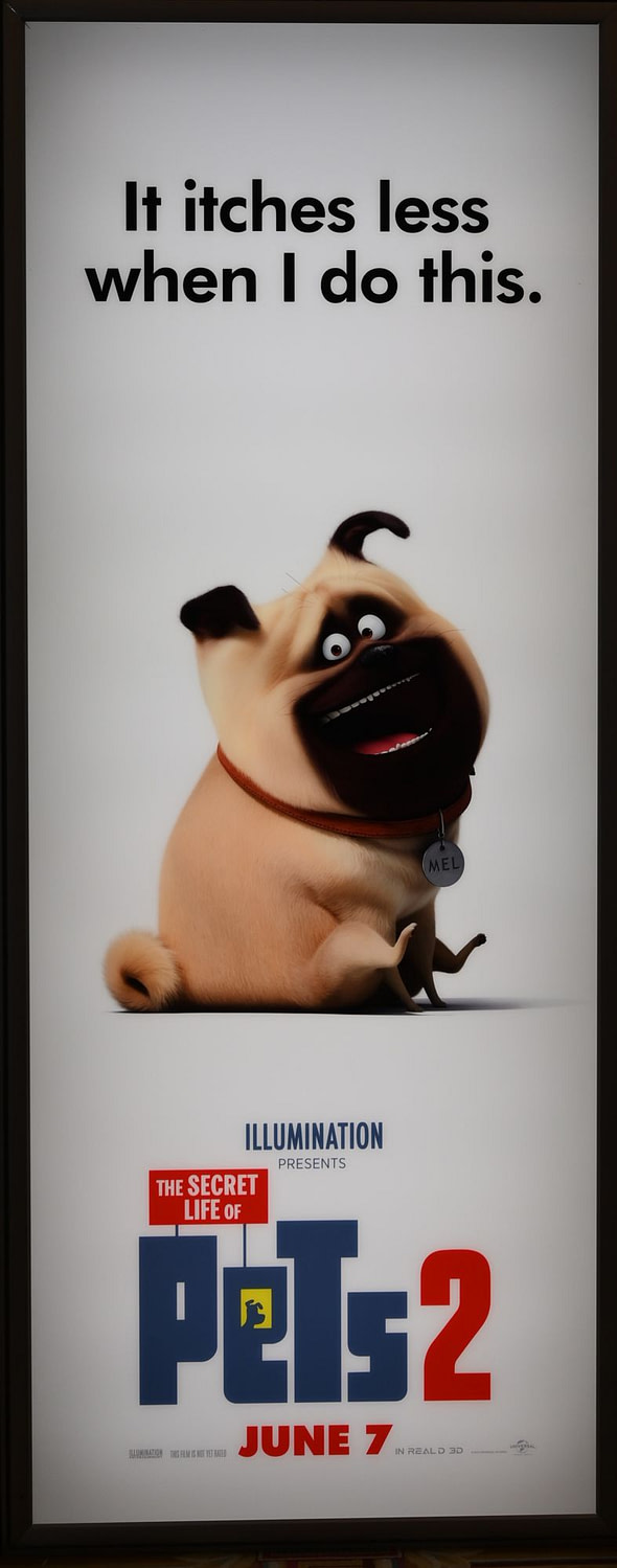 [CinemaCon 2019] 10 Character Posters from The Secret Life of Pets 2