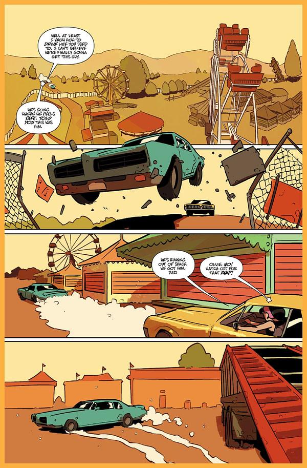 Death Trap: Matt Miner and Chris Peterson Deliver Revenge in a Mercury Cougar