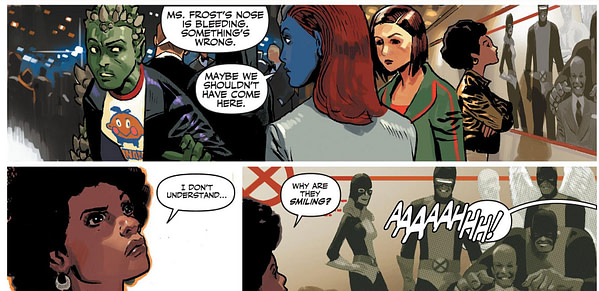 X-Men Schism #3 (of 5) (2011) - Page 5