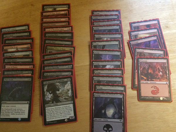 """Review: """"Theros: Beyond Death"""" Sealed Play - """"Magic: The Gathering"""""""