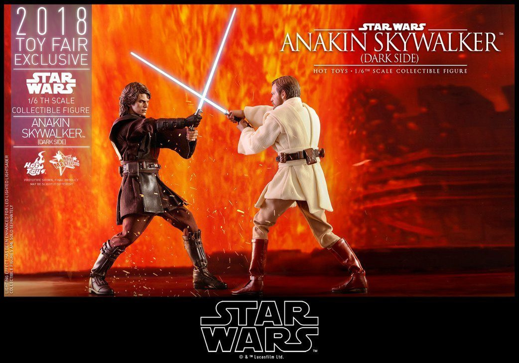 Hot Toys SDCC Exclusive Anakin Skywalker 4