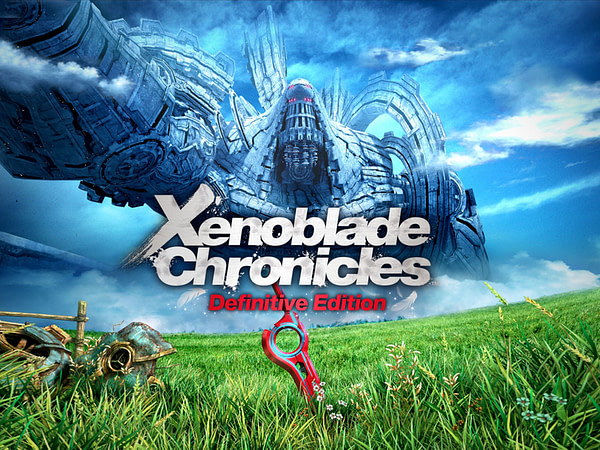 Xenoblade Chronicles Definitive Edition Art
